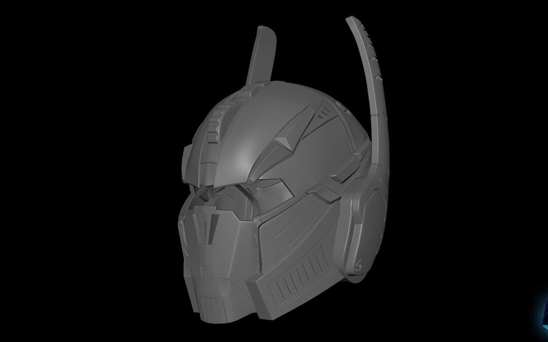 Logitech G Hero Helmet 3d Model